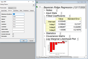 Bayesian Ridge Regression