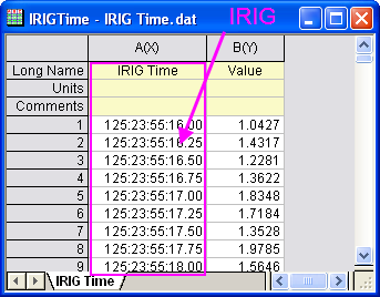 in the Controls group. The Date and Time dialog box appears.