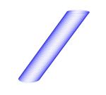 Oblique Cylinder