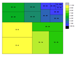 With the new Treemap Plot app, you can now create treemap plot with custom order and coloring in Origin or OriginPro.